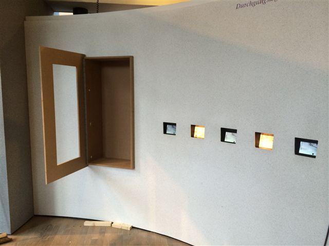 Interieurbouw en museuminrichting